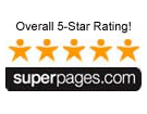 5 Star Rating - Super Pages